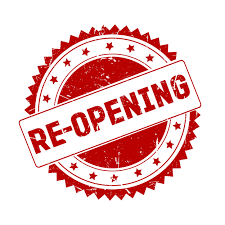 RE-OPENING!!