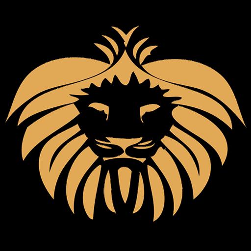 The Golden Lion Logo